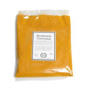 Curcuma, 40 grammes