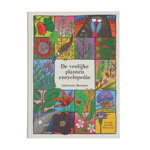 De vrolijke planten encyclopedie, Adrienne Barman