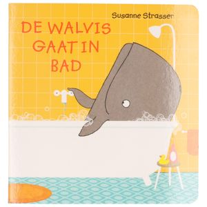 De walvis gaat in bad, Susanne Strasser