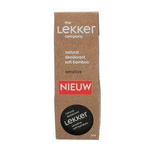 Déodorant crème sensible, 30 gr