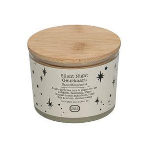 Duftkerze im Glas, Silent Night, 125 ml