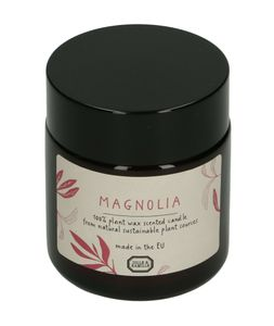 Duftkerze, Magnolie, 90 ml
