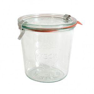 Einmachglas, komplett, 750 ml