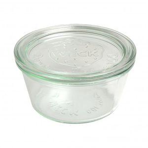 Einweckglas niedrig, 290 ml
