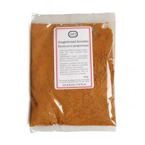 Épices à Gingerbread, 40 grammes