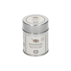 Épices pour barbecue, biologique, boîte métallique, 45 g