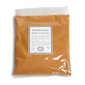 Epices pour biscuits, 60 g
