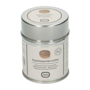 Épices pour tarte aux pommes, biologique, boîte métallique, 35 g