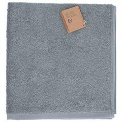 Essuie-mains, coton bio, gris-vert, 50 x 50 cm