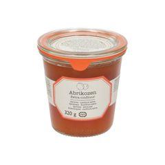 Extra-confituur, abrikozen, 320 gram