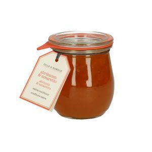 Extra-confituur, abrikozen & amaretto, 250 gram