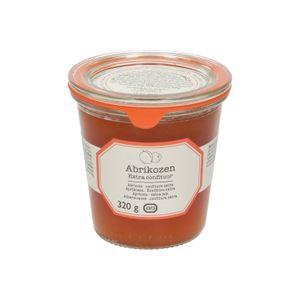 Extra-Konfitüre, Aprikose, 320 g