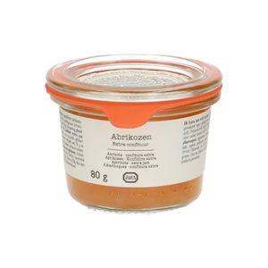 Extra-Konfitüre, Aprikose, 80 g