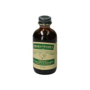 Extrait de vanille biologique, vanille Bourbon, 60 ml