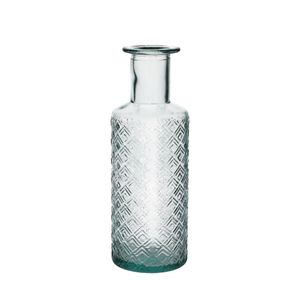 Flasche mit Relief, recycelt, 1,2 l