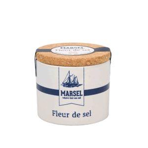 Fleur de sel, keramiek, 125 gram
