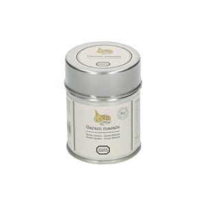 Garam masala, biologique, boîte métallique, 45 g