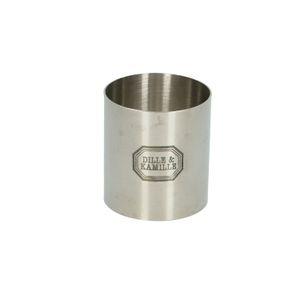 Garnier-Ring, rostfreier Stahl, Ø 5 cm