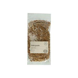 Gemberwortel gesneden, biologisch, 75 g
