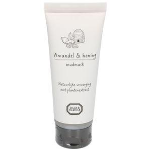 Gesichtsmaske, Mandel & Honig, 75 ml