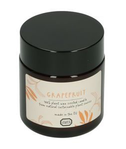 Geurkaars, grapefruit, 90 ml
