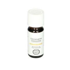 Geurolie, citroengras, 10 ml