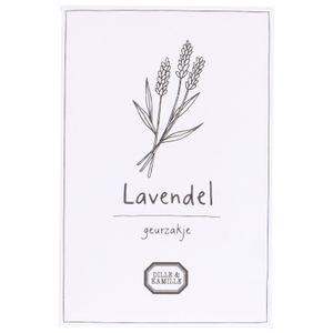 Geurzakje, lavendel