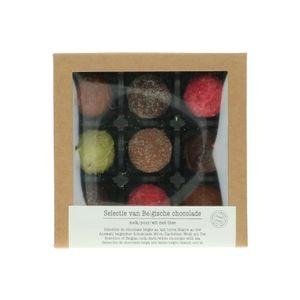Gevulde chocolade truffels met thee, 125 g
