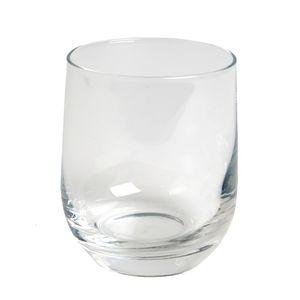 Glas 'Bol', extra groot
