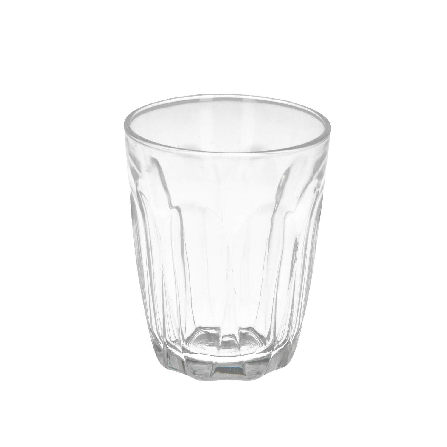 Glas, facetten, 22 cl