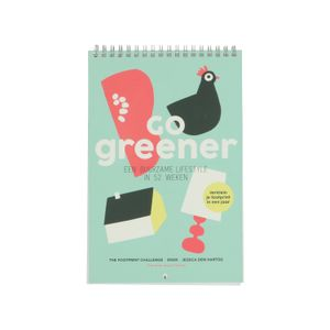 Go greener, the Footprint Challenge & Jessica den Hartog