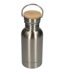 Gourde, inox, 500 ml