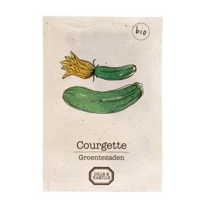 Graines de courgette, biologique