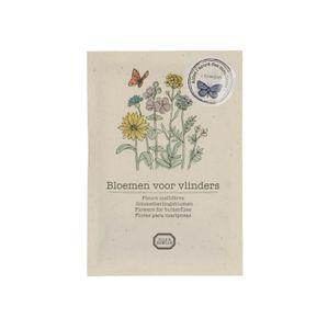 Graines de fleurs, biologique, pour papillons