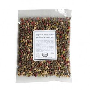 Grains de poivre 4 saisons, 50 grammes