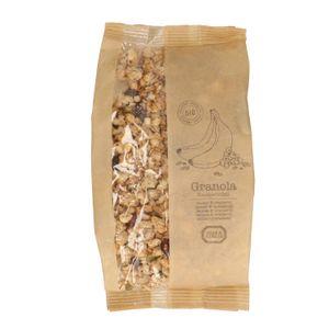 Granola, biologique, banane & canneberge, 375 g