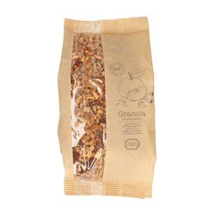 Granola, biologisch, appel & kaneel, 375 gr