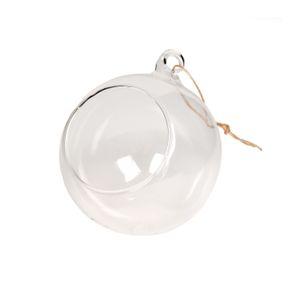 Hanger van glas, open, Ø 8 cm