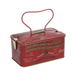 Hazelnoten in pure chocolade, 150 gram