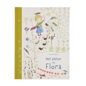Het atelier van Flora, Kristina Digman