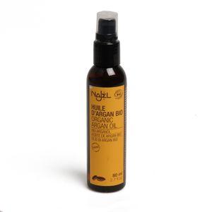 Huile d'argan, biologique, 80 ml