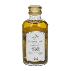 Huile d'olive aromatisée, tomate & basilic, 250 ml