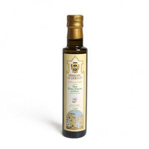 Huile d'olive extra-vierge à l'ail, biologique 250 ml