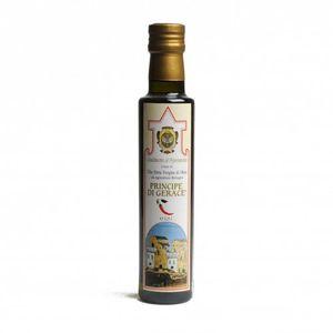 Huile d'olive extra-vierge au piment, biologique 250ml