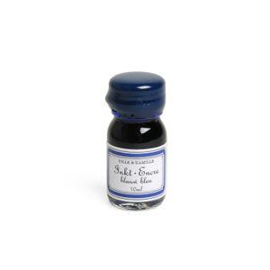 Inkt, blauw, 10 ml