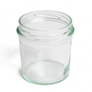 Inmaakpot, glad, deksel apart verkrijgbaar, 340 ml