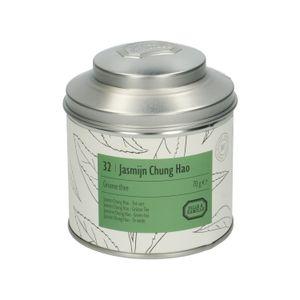 Jasmijn Chung Hao, biologisch, Groene thee, blik, 70 gram