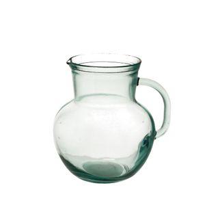 Kan, gerecycled glas, 2,3 liter