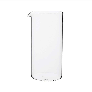 Karaffe, hitzebeständiges Glas, 800 ml