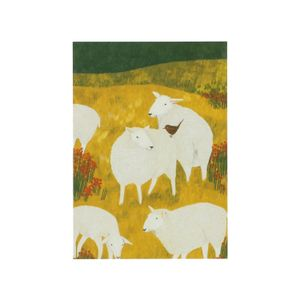 Karte, World Animal Protection, Schafe
